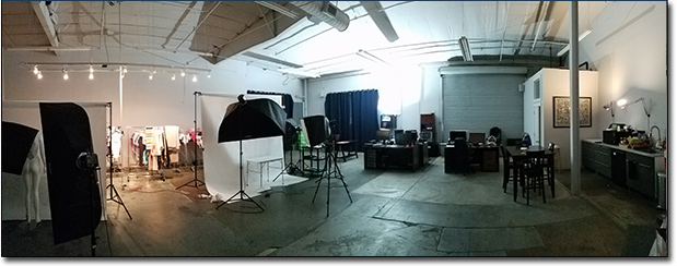 Photo studio in LA