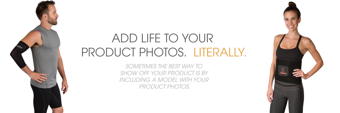 Add a Model to Your Product Photos